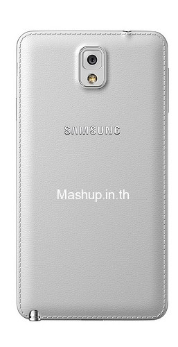 Galaxy Note III สี Jet Black