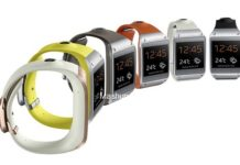 Galaxy Gear นาฬิกาคู่ใจสมาร์ทโฟน/แท็บเล็ต Galaxy