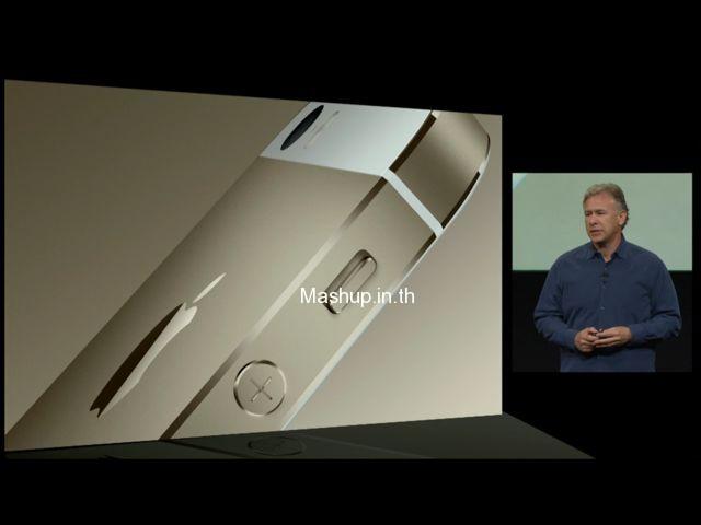 Phil  เริ่มพูดถึง  iPhone 5S