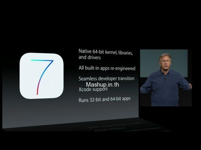 iOS 7 Feature ต่างๆ